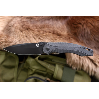 Нож MR BLADE OPAVA BLACK