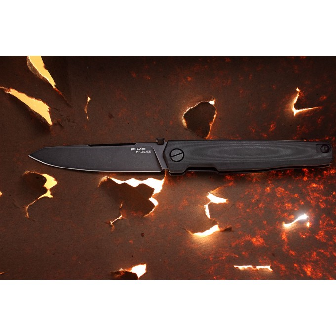 Нож MR BLADE Pike Black